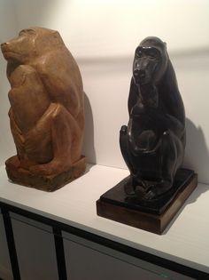 Marcel Lemar Babouins Baboons