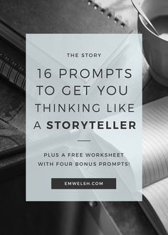 Writing prompts are a fun way to getwriting inspiration and beat down writer's block. They're low stress and force you ...