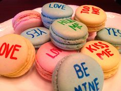 Sweetheart French Macarons by TC Paris