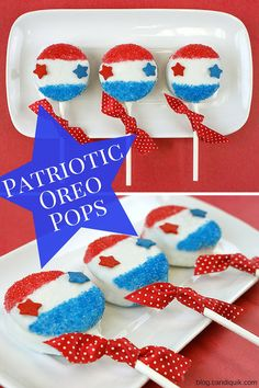 fourth of july edible crafts