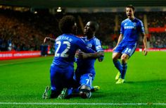 Willian scored too ;)