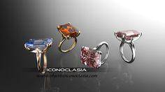 Objetivo Iconoclasia, diseño sin limites | Objetivo Iconoclasia es nuestro proyecto de presentación de los diseños y creaciones de Joyas.