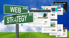 Web Strategy - What it is and Why You Should Care