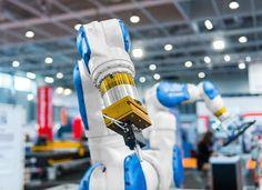 Roboter: #China bricht historische #Rekorde - 15-20% #Absatzsteigerung bei #Robotern von 2018 bis 2020 erwartet