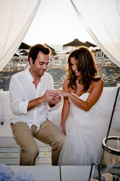 Kit de Beleza de Vera Garcia - Part 15. #casamento #Portugal #noivos #cerimoniacivil #praia