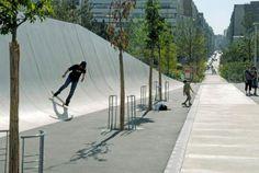 Les choix urbains, paysagers et architecturaux