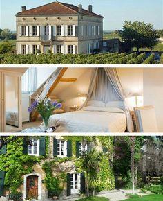 Luxury Wine Hotels in France