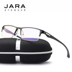 promo jara titanium radiation protection hd eyeglasses frame tr90 driving computer glasses men anti #driving #glasses
