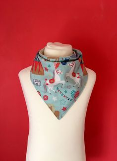 A personal favourite from my Etsy shop https://www.etsy.com/uk/listing/516790344/circus-bandana-baby-dribble-bib-baby