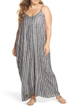 fd94d15e9f Elan International Cover-Up Maxi Dress