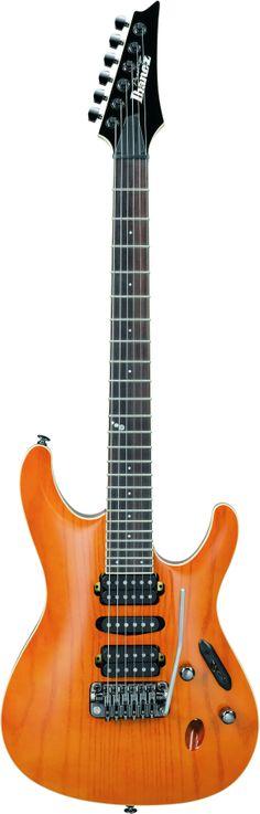 Ibanez S5470 Prestige Electric Guitar - Honey Gold