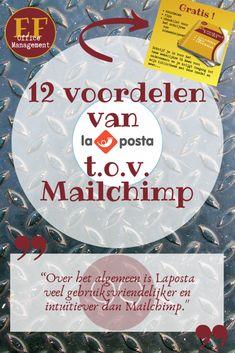 12 voordelen van Laposta ten opzichte van Mailchimp   EF Office Management