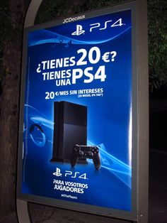 PS4  20Euros  Ola 252   14/Jul/2014