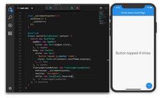 Google introduce la beta de Flutter, plataforma para crear interfaces nativas para iOS y Android