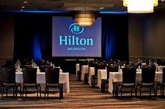 The Hilton in Arlington