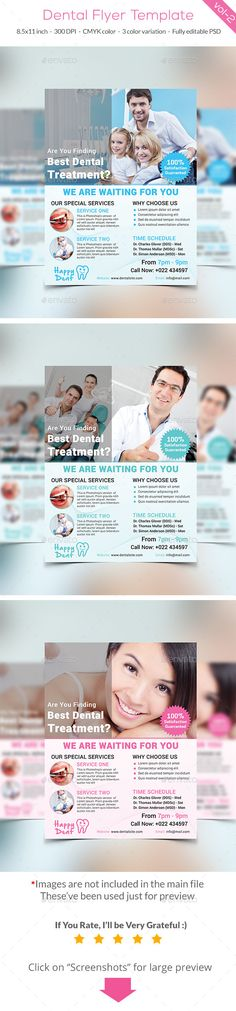 Pharmacy Flyer Template Vol3 Flyer template, Templates and Pharmacy - hospital flyer template