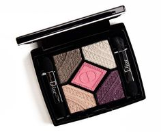Dior Capital of Light (806) Eyeshadow Palette Dior Capital of Light (806) Eyeshadow Palette ($63.00 for 0.12 oz.) is a new, limited edition five-pan palette for fall. It features a blackened brown, li