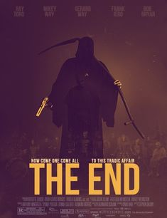 THE END...coming soon