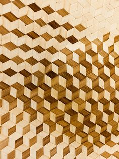 Basketweave Handmade tiles can be colour coordinated and customized re. shape, texture, pattern, etc. by ceramic design studios Sacred Geometry Patterns, Patterns In Nature, Textures Patterns, Escher Art, Mc Escher, Ceramic Design, Wood Design, Handmade Tiles, Op Art