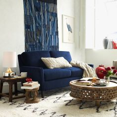 Everett Upholstered Loveseat from west elm