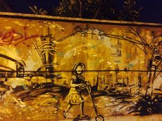 San Lorenzo/rome  Artist: Alice Pasquini  Photo: Alfredo... #InspireArt - https://wp.me/p6qjkV-7gi  #Art