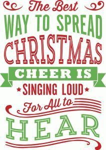 Silhouette Design Store - View Design the best way to spread christmas cheer Christmas Vinyl, Christmas Quotes, Christmas Pictures, Christmas Shirts, Christmas Projects, Christmas Holidays, Christmas Decorations, Lush Christmas, Christmas Ideas