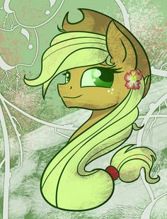 Famosity: Mane 6 Applejack