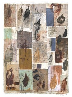 "Scott Bergey ""Another One Again"" 12 x 9 , mixed media painting/collage on paper Painting Collage, Mixed Media Painting, Mixed Media Art, Collage Art, Paintings, Paper Drawing, Canadian Artists, Collages, Art Plastique"