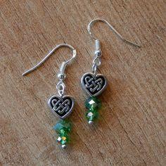 "Ooak☥Craft - 'Braveheart' earrings in sterling silver (.925) > Pendientes ""Braveheart"" de plata esterlina (.925)"