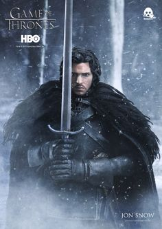 Pre-order Game of Thrones Jon Snow collectible figure on May 15th 9:00AM Hong Kong time at www.threezerostore.com for 160USD (shipping included in the price). Threezerostore Exclusive deluxe 2-Pack set consist of Jon Snow and resin statue of his albino direwolf Ghost and costs USD 190 (with shipping included). Check our FB for full pre-order info: https://www.facebook.com/media/set/?set=a.1117977761561384.1073741922.697107020315129&type=1&l=4467ed12d6 #threezero #GameOfThrones #GoT #JonSnow
