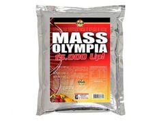 Refil Mass Olympia 15000 UP 1,45Kg Morango - DNA com as melhores condições você encontra no Magazine Jeandion. Confira!