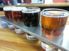 Big Choice Brewing.  The Pablano Stout is a must try!