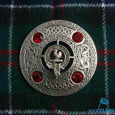Clan Crest Plaid Bro