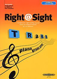 Right@Sight - Sightreading books levels 1-8