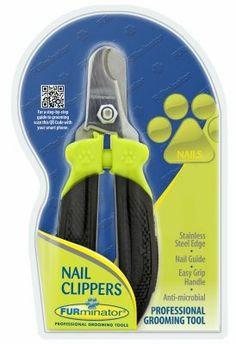 "Brand New FURMINATOR - United Pet Group - FURminator NAIL CLIPPERS ""DOG PRODUCTS - DOG GROOMING - TOOLS"" - http://www.thepuppy.org/brand-new-furminator-united-pet-group-furminator-nail-clippers-dog-products-dog-grooming-tools/"