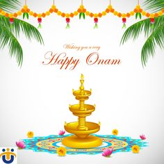 It's Onam! So celebrate the spirit of the harvest festival in all its splendor. Decorate your house with Pookalams, listen to the melodious Onappattus and enjoy the festivities. May this ONAM brings in you the brightest and choicest happiness & prosperous you have ever wished for ! May God bless you & Family and fill your heart with Joyful & Colorful Moments... Wish you a very Happy Onam from Team US Technosoft. To know more about US Technosoft Pvt Ltd visit http://www.ustechindia.com/