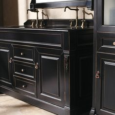 Bathroom+remodel+double+sink | Bathroom Vanities And Sink Consoles Side  Panel Curtains
