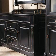 Bathroom+remodel+double+sink | Bathroom Vanities And Sink Consoles Side  Panel Curtains