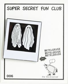 Super Secret Fun Club — Archives - Lapel Pins