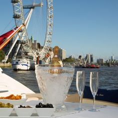 If you haven't enjoyed any party or celebrate any occasion on the yacht, we are here to make your dreams come true. Get #Thames #Private #Boat #Hire #London now!