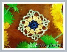 'Tita Carre' Tita Carré - Agulha e Tricot : E o Carnaval terminou e o Square em crochet ficou com Noel Rosa...
