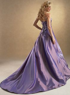 9caaf185a6 141 Best Purple Wedding Dress images
