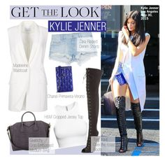 Get The Look-Kylie Jenner by kusja on Polyvore featuring polyvore, fashion, style, Zara, H&M, Tom Ford, Givenchy, GetTheLook, celebstyle and KylieJenner