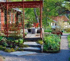 Inspiration från Marika Delin - Arkitektens Trädgård