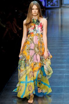 D&G Spring 2012 Ready-to-Wear - Collection - Gallery - Style.com