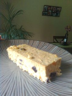 Paleo Recipe of the Day: Post-workout protein bar