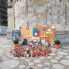 We remember. #Berlin #Barcelona