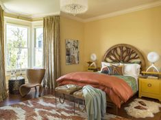 How To Decorate A Bedroom - What Do Put In Bedroom - ELLE DECOR