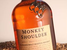 Best Scotch on a Budget A resounding favorite of the bartending crowd thanks to its versatility in cocktails, Monkey Shoulder ($35) is a great Scotch for mixing with other ingredients. An even blend of single malt whiskies from three reputable distilleries (instead of bulk grain whiskey, which shows up in other blends), the quirky product has a big honey personality that contrasts harmoniously with a gritty malt profile. Pops of orange oil appear when mixed into a smoky Old Fashioned.