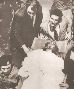 Mahir Çayan'ın kanlar içerisindeki fotoğrafı ilk kez. Mostar dergisinde yayınlandı.